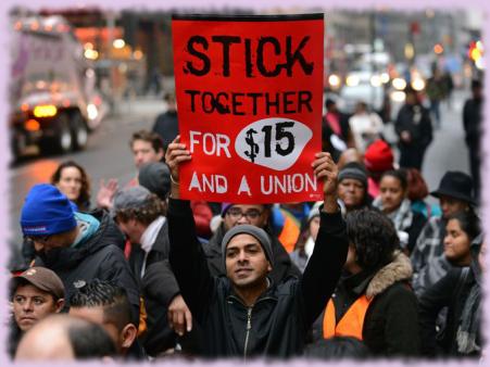 fast food strike 6