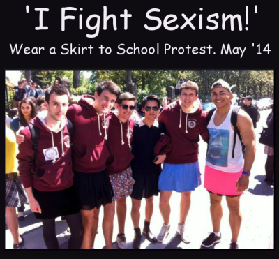 I Fight Sexism