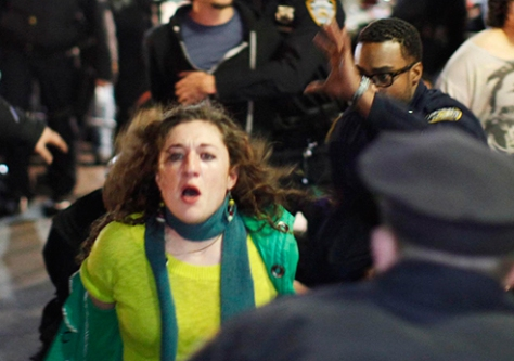 Cecily's arrest