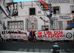 Urgent support also needed fro La Traba squatted A center in Madrid now threatened!!