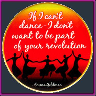 dance the Revolution