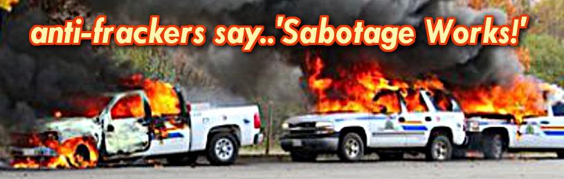 sabotage works