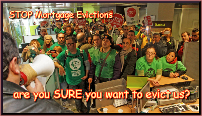 stop mortgage evictions
