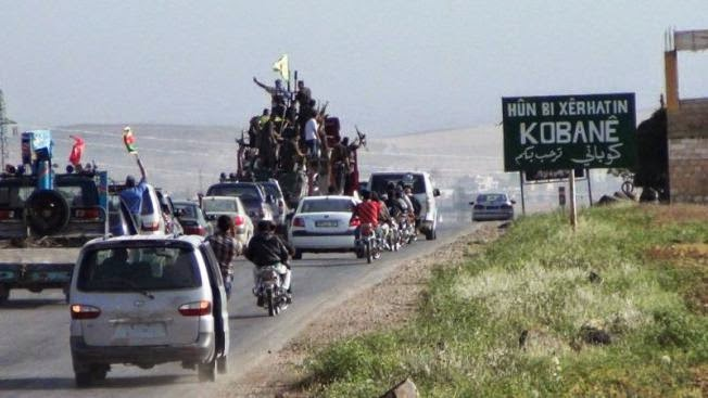 return to Kobani after !S!S defeat