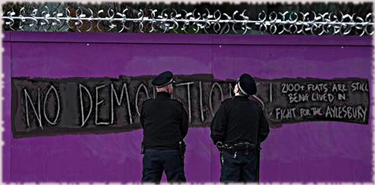 stop demolition