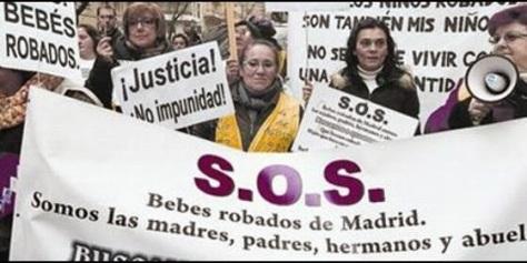 SOS ...babies stolen in Madrid