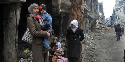 Mideast Syria Reconciliation