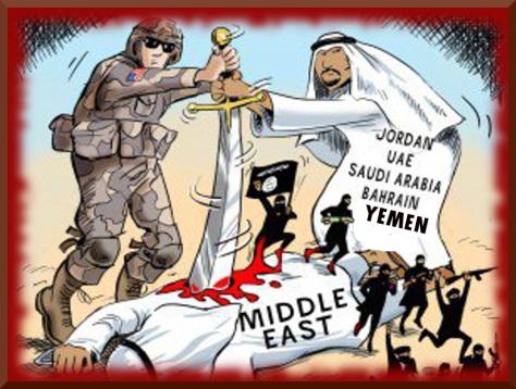 us AND saudis...bff