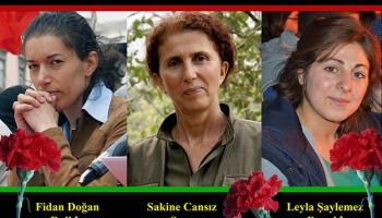 Dilar Dirik promotes Women's Revolution in Rojava