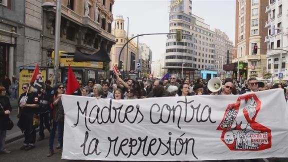 Mothers against repression..solidarity