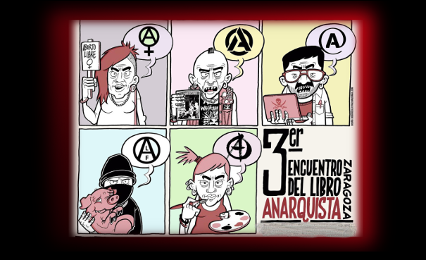 Zaragoza Occupiers declare for Anarchism