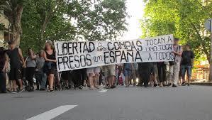 Montevideo solidarity demo