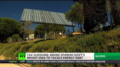 Spanish renewables industry destroyed by tax on sunshine
