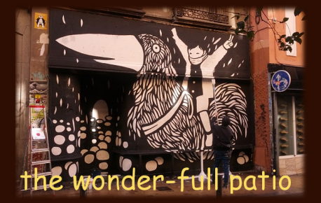 wonder-full patio