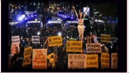Gagging Laws begins to bite: 600euro fine for ACAB Tshirt