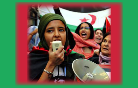 Western Sahara was seized by Morocco when the Spanish withdrew in 1975