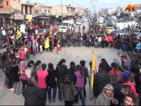 The Kurdish uprising in Syria and Turkey has declared itself anti-State, feminist and anti capitalist.