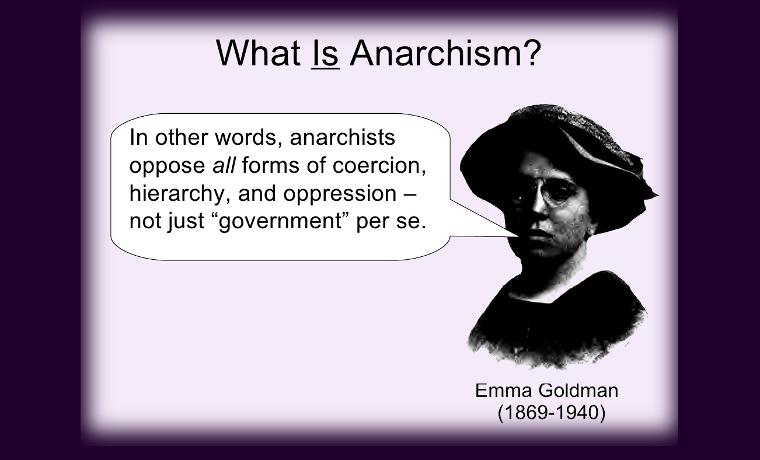 anarchism