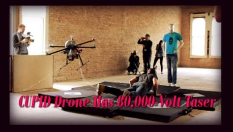 Drone Taser