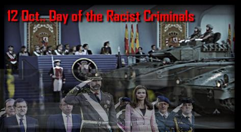 Fascist Spain celebrates