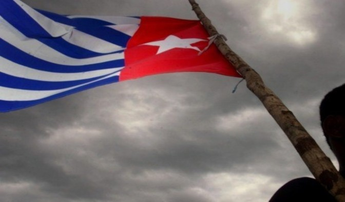 After A Decade In Jail For Raising The Morning Star Flag, Political Prisoner 'Filep Karma' Freed