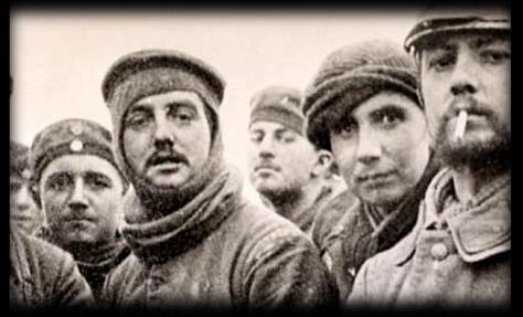 1914 truce