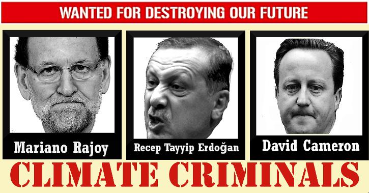 climte criminals
