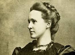 Millicent Garrett Fawcett of the National Union of Women's Suffrage Societies