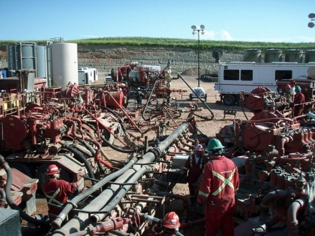 Fracking Fluid Contains A Stew Of Known Toxic Chemicals — And That May Not Be The Worst Of It