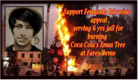 Free Fenando Barcenas