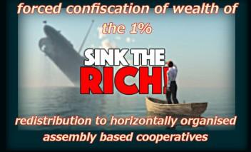 sink the rich