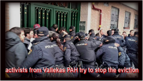 vallekas eviction