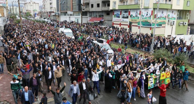Cizre Democratic People's Assembly has called on the people of Botan region to mount total resistance against the 'deliberate policies of massacre'.