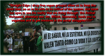 Solidarity call for vegan 'Straight Edge' prisoner Nahuel