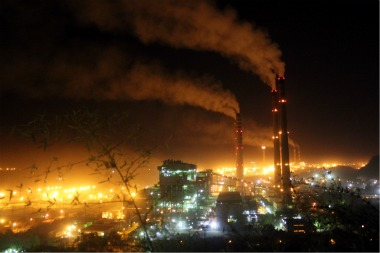 Indian coal power plants kill 120,000 people a year,