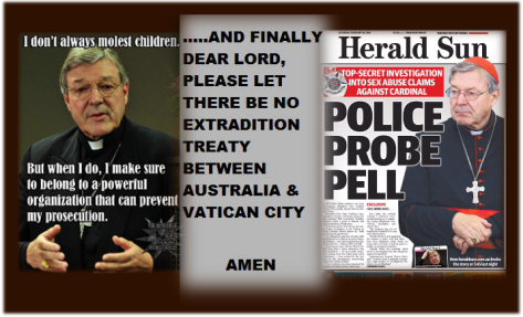 pell and paedophiles