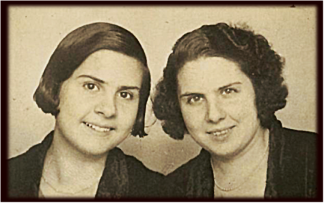 One case taken up is that of Mercedes and Daria, 2 nurses and sisters who, like very many, were brutally raped and murdered by the Spanish fascists in never before investigated crimes