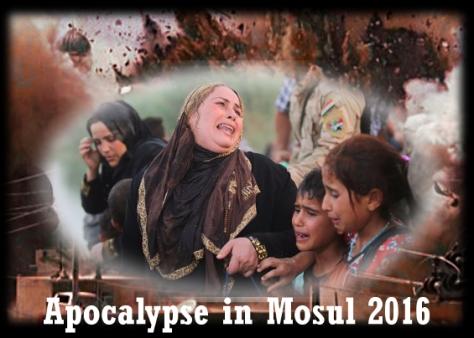 apocalypse in Mosul