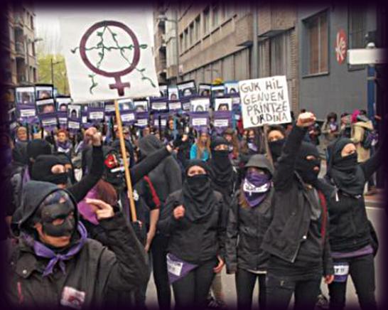 fem march