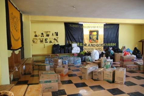 The supplies will be sent to Ecuador's coastal regions devastated by a massive 7.8 earthquake. Photo:teleSUR