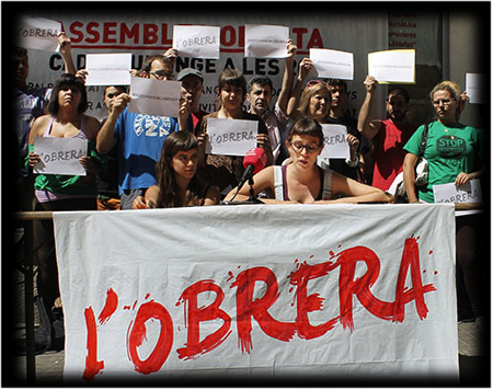 L'Obrera (The Worker) Occupied Social Center