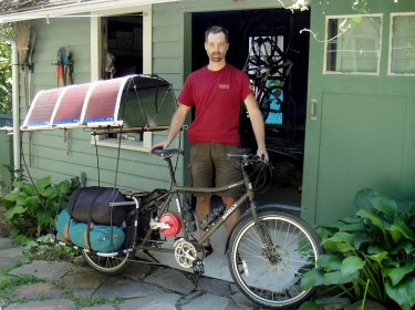 solar-bicycle