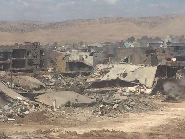 US supplied F16 Jets wipe pout Kurdish city Nusybin in Turkey