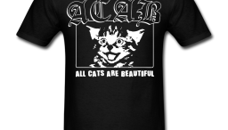 Cops charge person for bag with slogan 'All Cats Are Beautiful'
