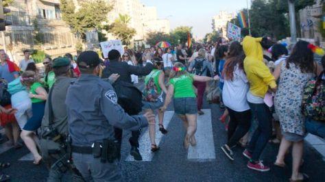 6 Stabbed at Jerusalem Gay Pride Parade by ultra-Orthodox Jewish Assailant