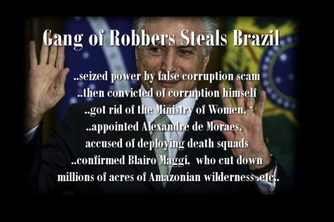 Golpe Brasil