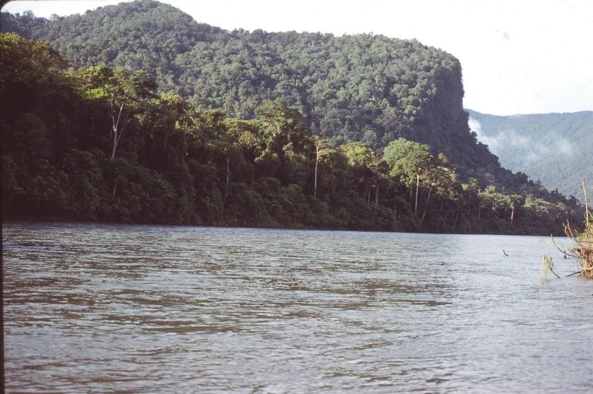 Frieda River near Carpentaria Aistrip.