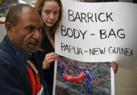 Barrick's Body Bag