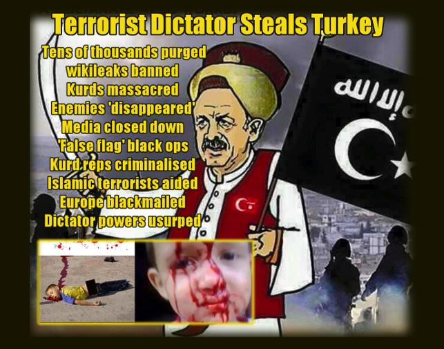 Erdogan Dictator