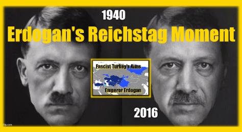 Erdogan's Reichstag Moment